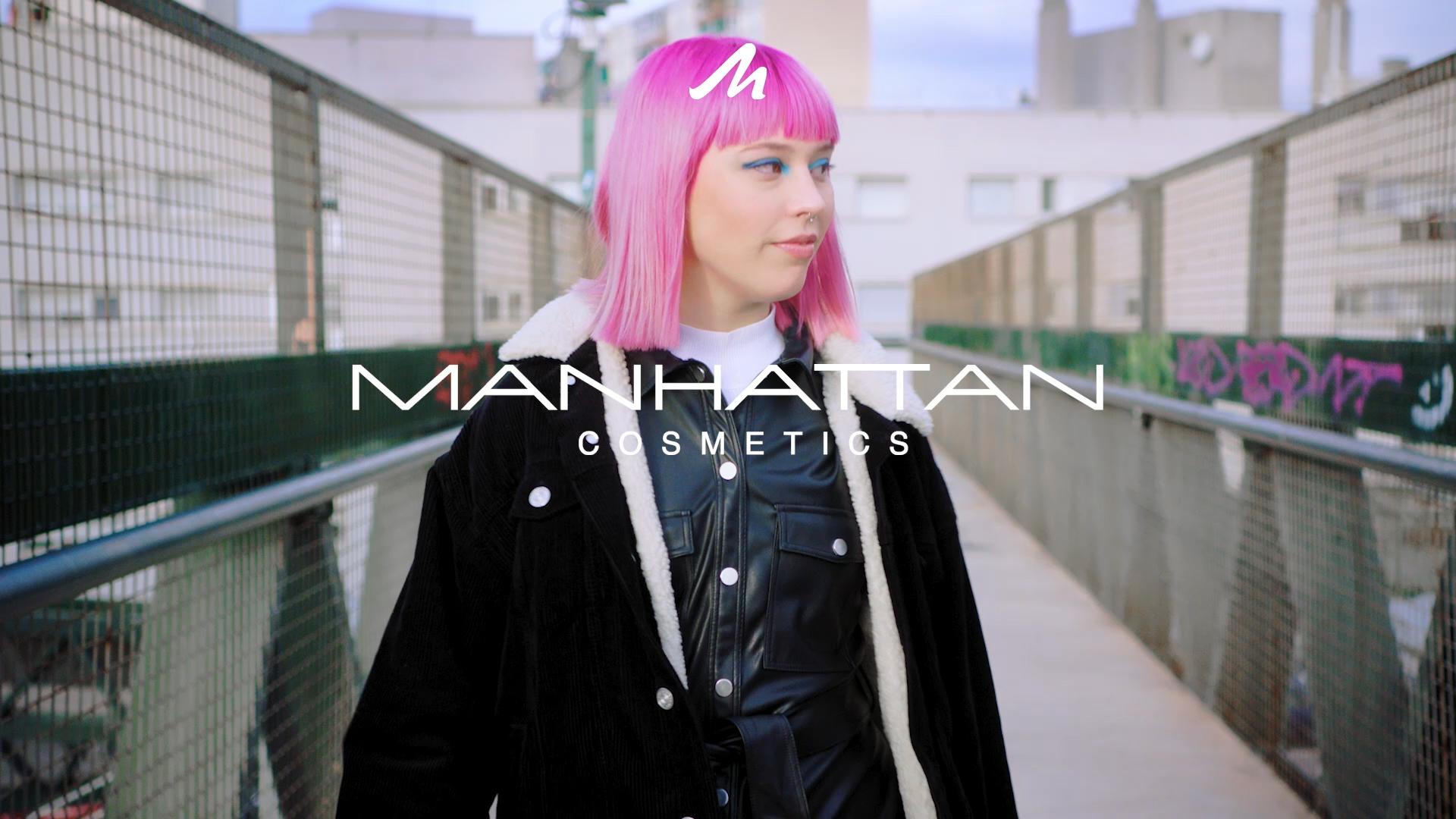 MANHATTAN COSMETICS brand campaign werbefilm